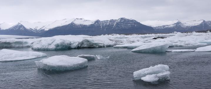 Islande - Lagune glaciaire de Jökulsarlon - Icebergs