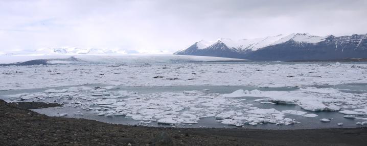 Islande - Lagune glaciaire de Jökulsarlon