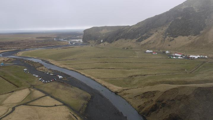 Panorama Belvédère Skogafoss