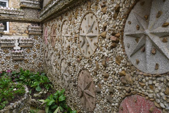 Jardin Rosa Mir - Des motifs originaux