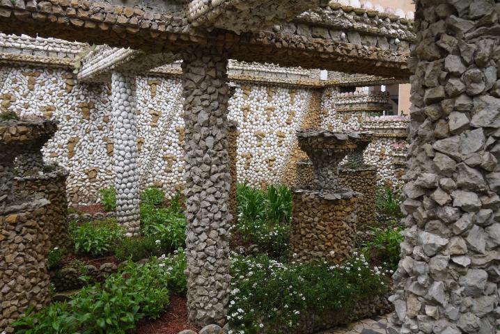 Jardin Rosa Mir - Drôle d'architecture