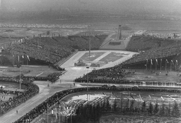 JO 1968 - Le Stade Olympique