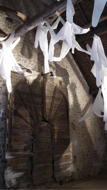 La Grange Dimière - Exposition Charles Payan 2015