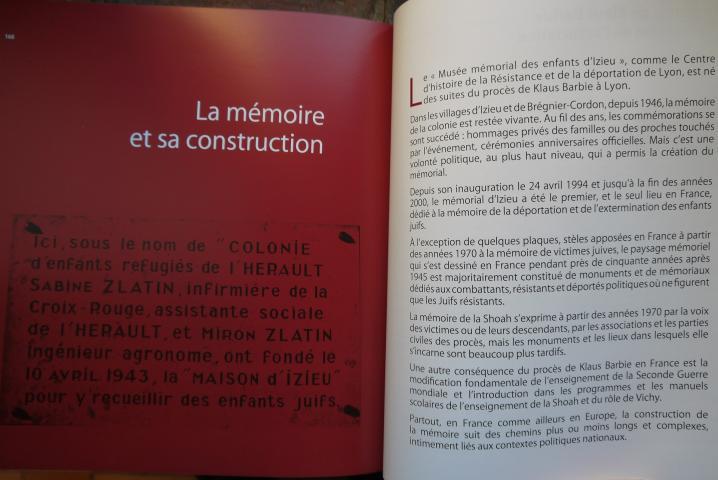 Partie 3 : La mémoire et sa construction