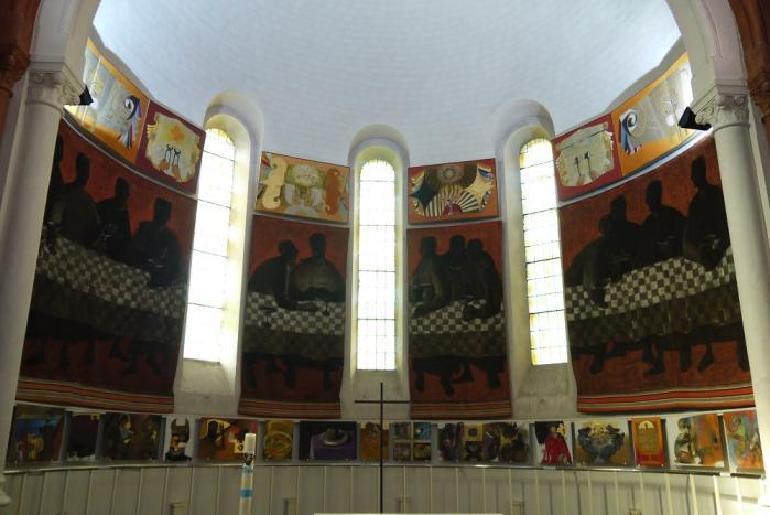Le Choeur de l'Eglise Saint Hugues de Chartreuse