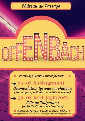 Le passage classic festival