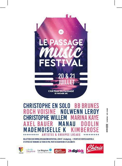 Le passage music festival 2018