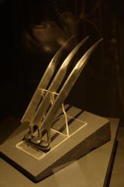 Les griffes originales de Wolverine
