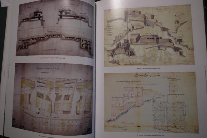 Livre La Bastille de Grenoble et son téléphérique - La Bastille forteresse (p38-39)