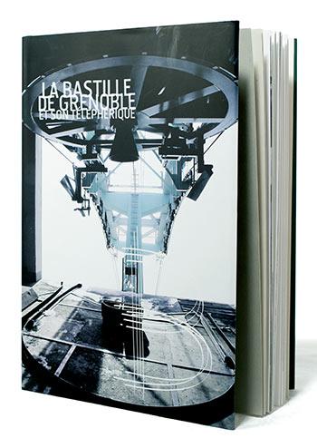 Livre - La Bastille de Grenoble et son Téléphérique