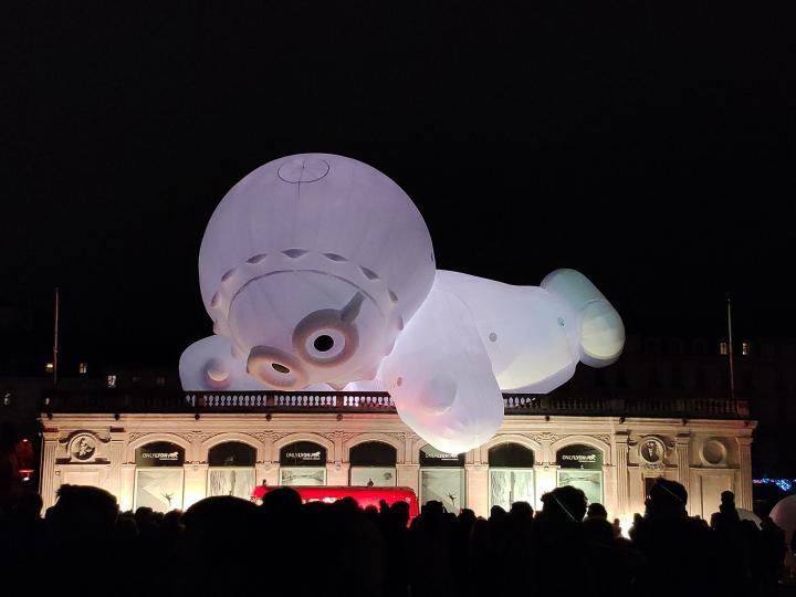 Lyon - Fête des Lumières 2018 - Anooki