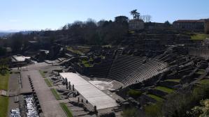 Les théâtres antiques