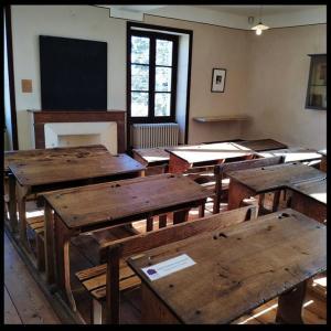 Maison d'Izieu - Salle de classe