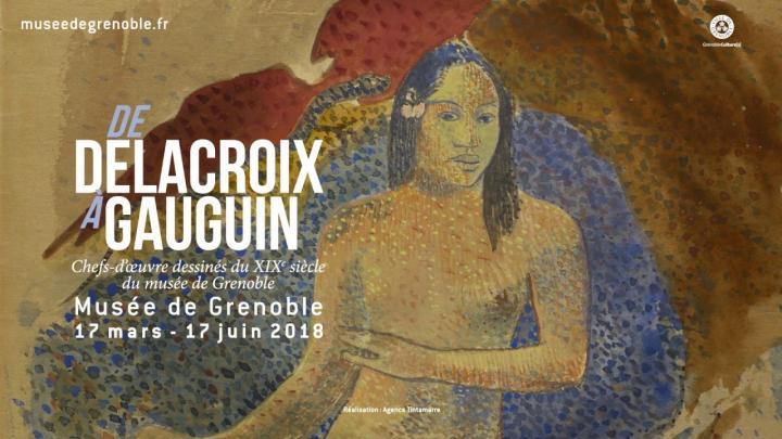 Musée de Grenoble - De Delacroix à Gauguin