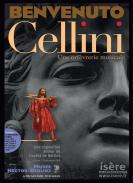 Musee Hector Berlioz - Affiche Expo Benvenuto Cellini
