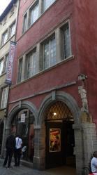 Musee miniature et cinema entree rue saint jean
