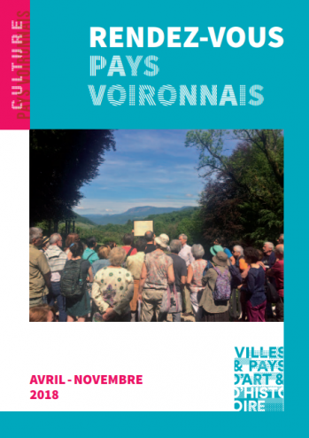 PAH Pays Voironnais Programmation 2018