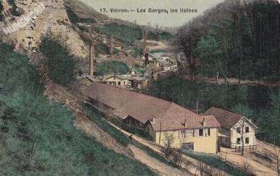 PAH - Voiron - Les Gorges