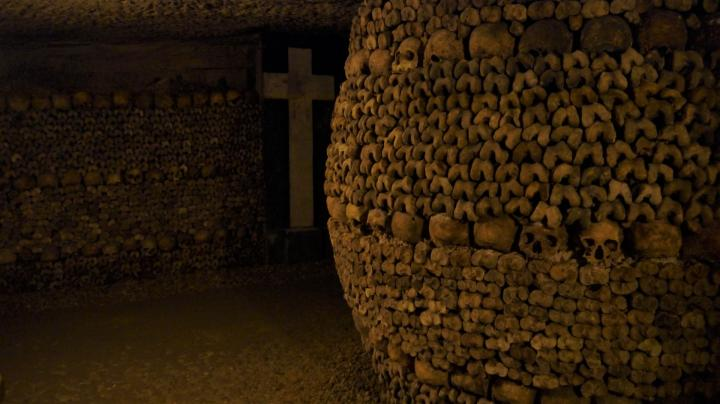 Paris - Catacombes - Le Tonneau