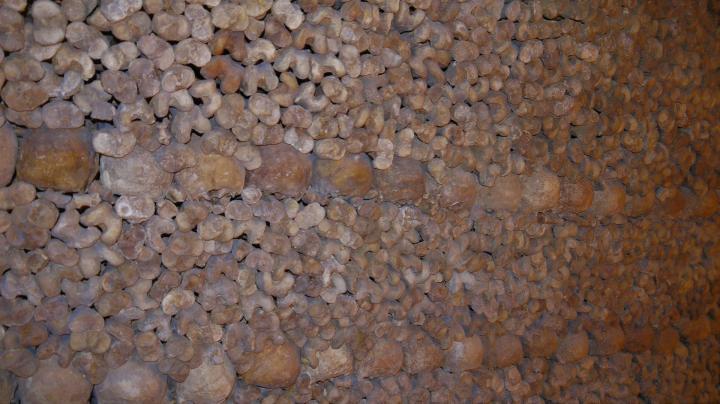 Paris - Catacombes - Un fémur, deux fémurs, trois fémurs...