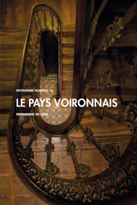 Patrimoine en Isere - Inventaire n°10 - Le Pays Voironnais - Couverture