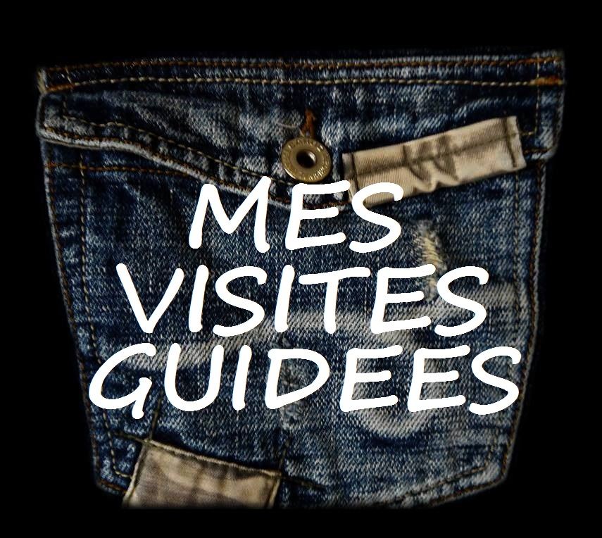MES VISITES GUIDEES