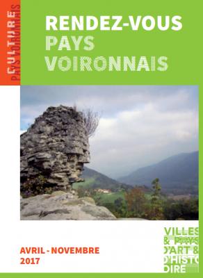 Programme 2017 Pah Pays Voironnais