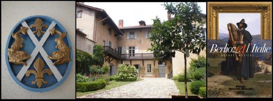 Venez découvrir cet été La Côte Saint André, la maison natale d'Hector Berlioz et ses voyages en Italie...et bien d'autres lieux !