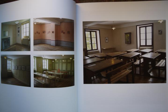 Quelques photos des intérieurs de la Maison d'Izieu