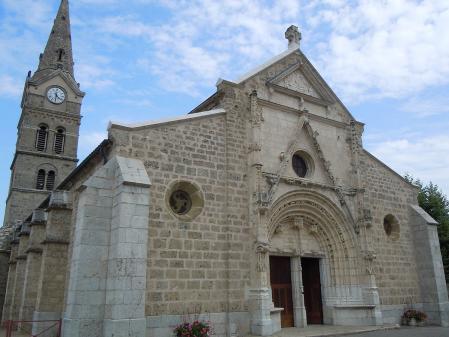 Saint-Geoire en Valdaine - Eglise Saint-Georges