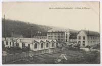 Saint Geoire en Valdaine - Usine de Champet