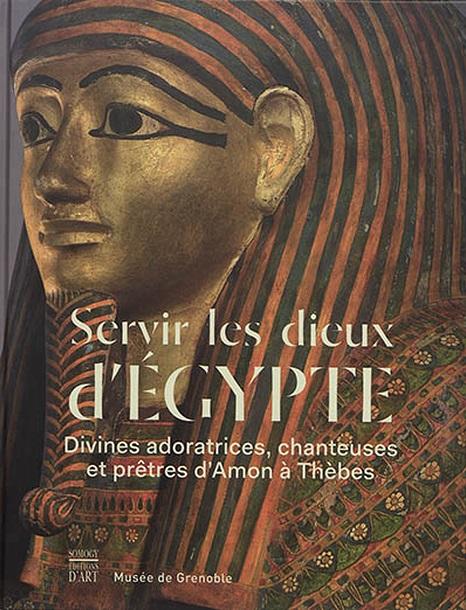 Servir les dieux d'Egypte - Couverture