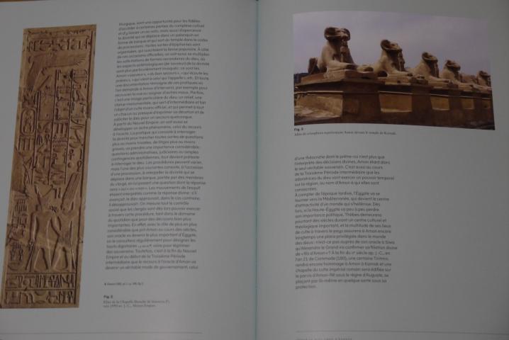 Servir les dieux d'Egypte - Pages thématiques sur le dieu Amon