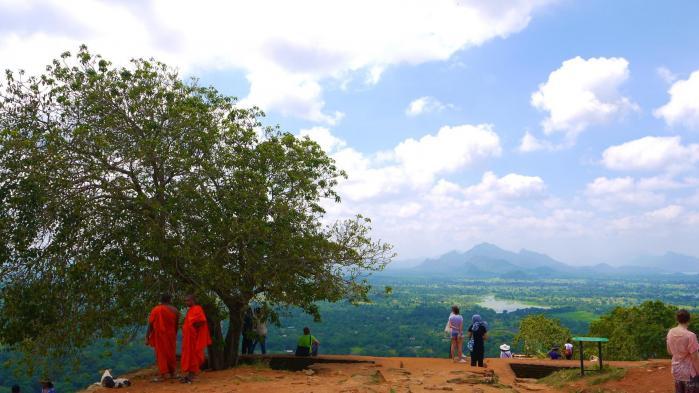 Sri Lanka - Sigiriya - Moines