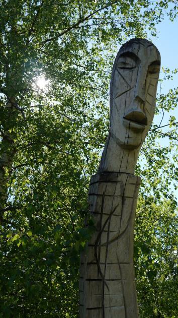 Saint-Jean de Chépy - Le chant des sculptures