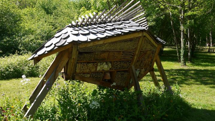 Tullins - Saint-Jean de Chépy - L'hôtel à insectes