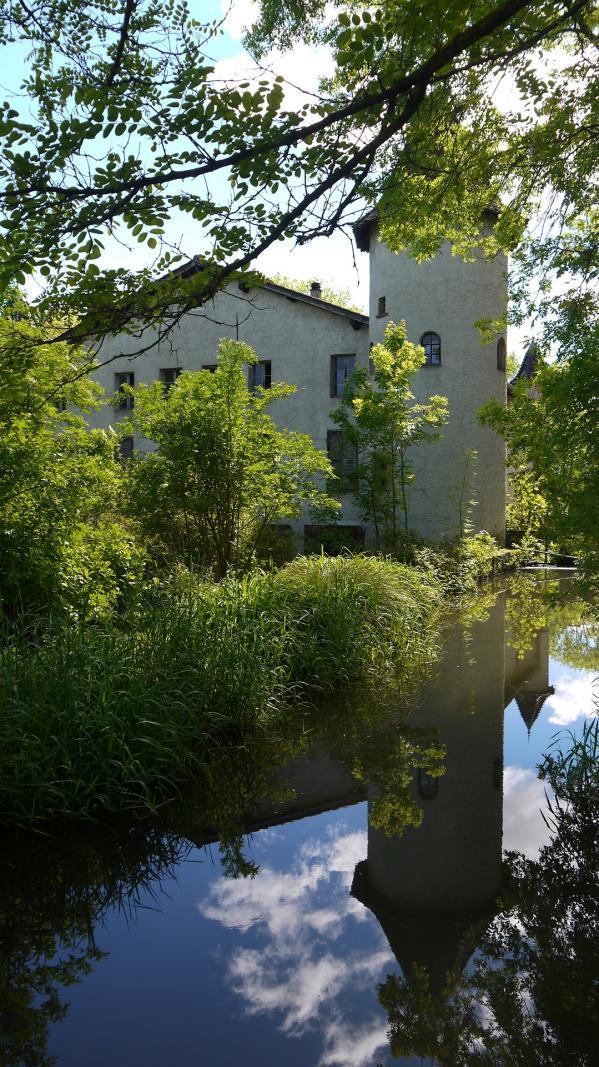 Saint-Jean de Chépy - Reflets sur le canal