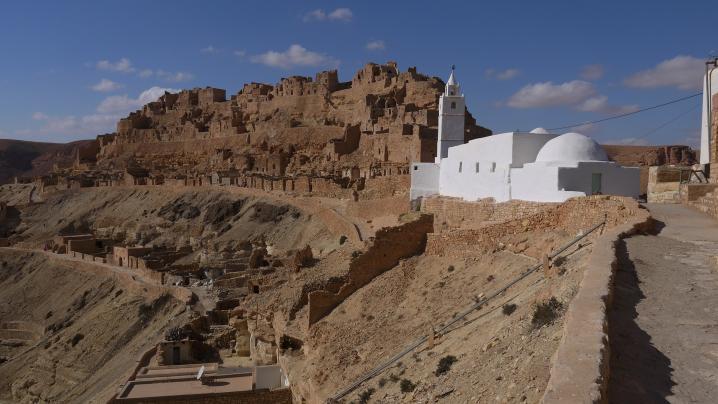 Chénini - Mosquée