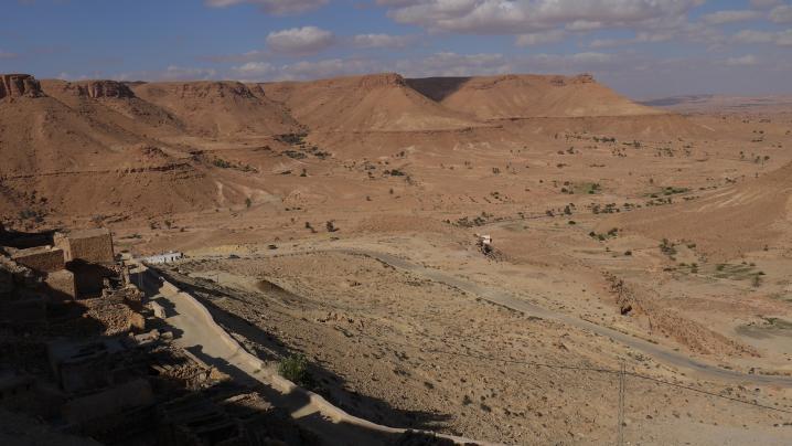 Chénini - Vue panoramique 1