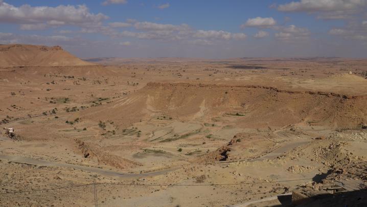 Chénini Vue panoramique 2
