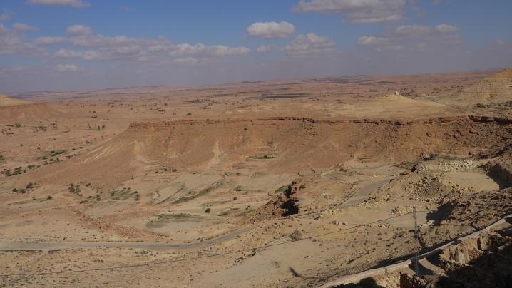 Chénini Vue panoramique 3