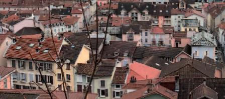 Voiron - Bourg médiéval