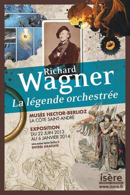 ...et découvrez les expositions temporaires du Musée Hector Berlioz