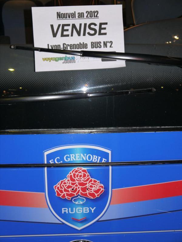 ... c'est bel et bien le bus officiel du FCG38 !