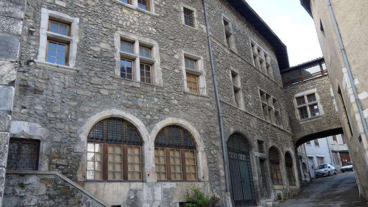 Tullins - Vieux bourg